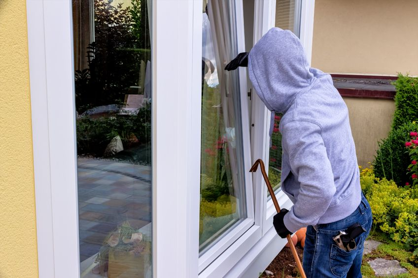 Making It Difficult for Thieves to Enter Your House